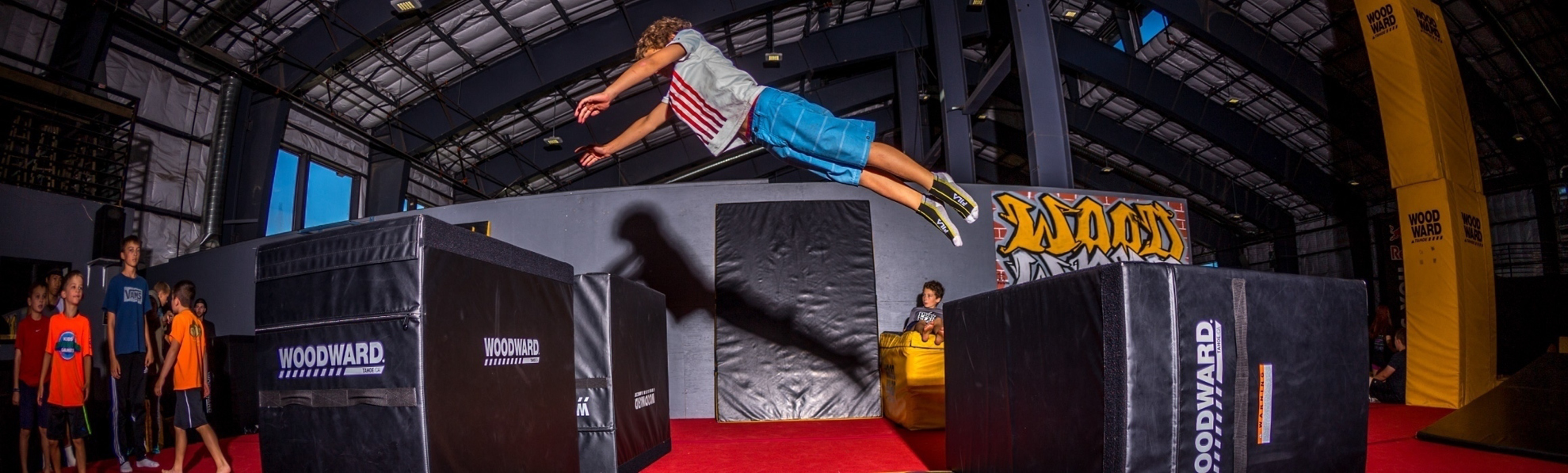 Picture of Parkour - 5pm Monday-Friday (7-17 Years)  - Class Pack Redemption